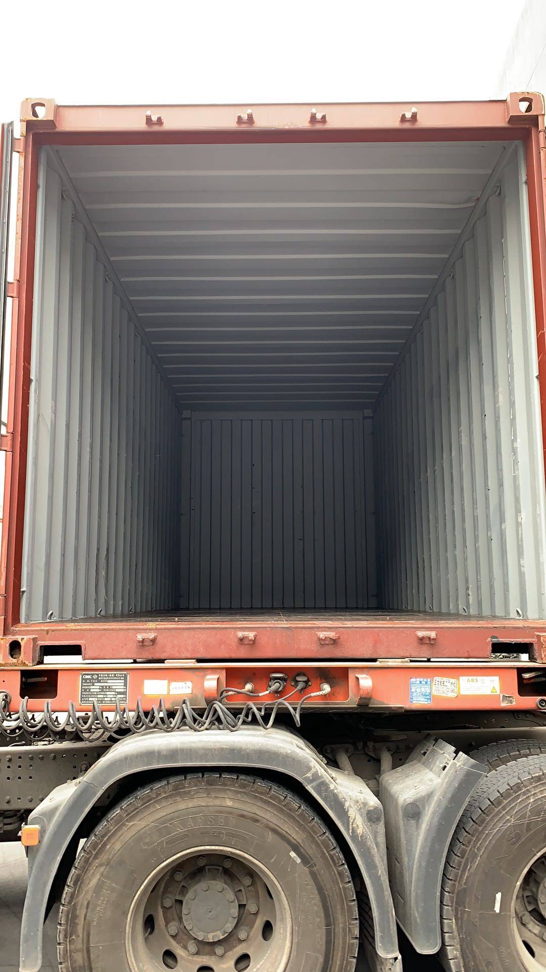 韩国和日本客户集装箱整柜发货啦(图15)
