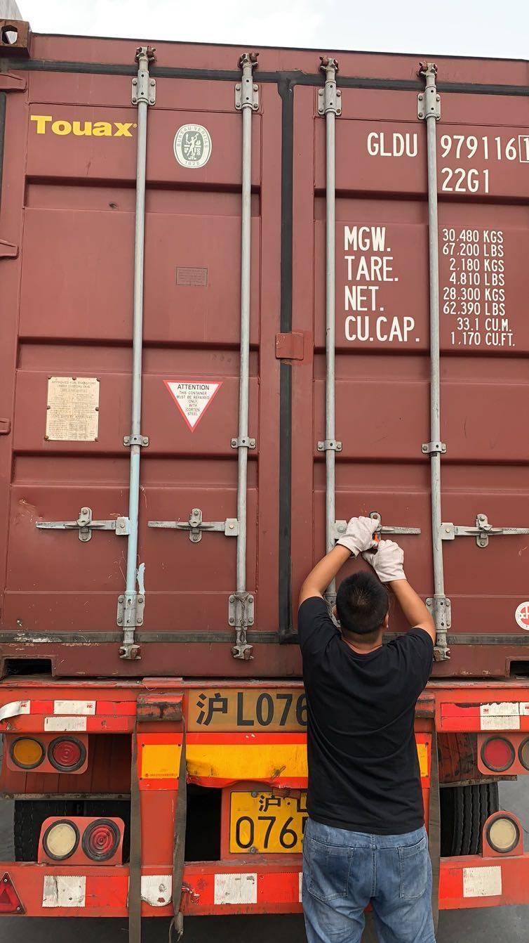 韩国和日本客户集装箱整柜发货啦(图22)